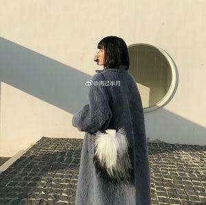 Handbags - * BAG * Kitayama White 2 in 1 Leather Bag